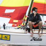 Hobie Multieuropeans Hobie 16 Gold Fleet Day 1. 21