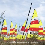 Hobie Multieuropeans Hobie 16 Gold Fleet Day 1. 25