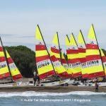 Hobie Multieuropeans Hobie 16 Gold Fleet Day 1. 34