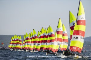 Hobie Multieuropeans Hobie 16 Gold Fleet Day 2. 82