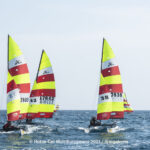 Hobie Multieuropeans Hobie 16 Gold Fleet Final Day . 39