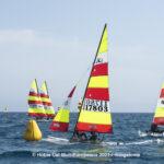 Hobie Multieuropeans Hobie 16 Gold Fleet Final Day . 40